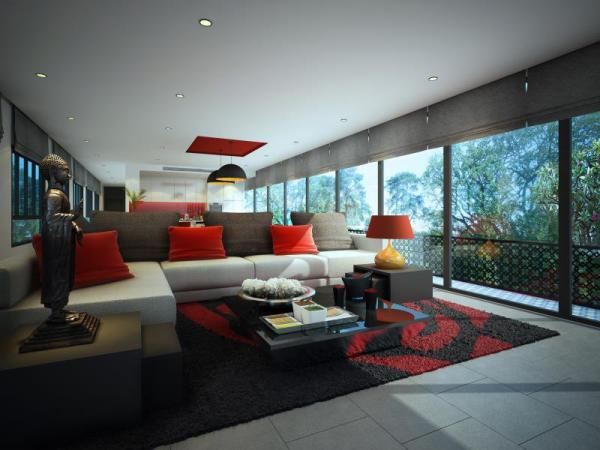 泰国普吉岛亭阁套房(The Pavilions, Suites) 泰国旅游 第1张