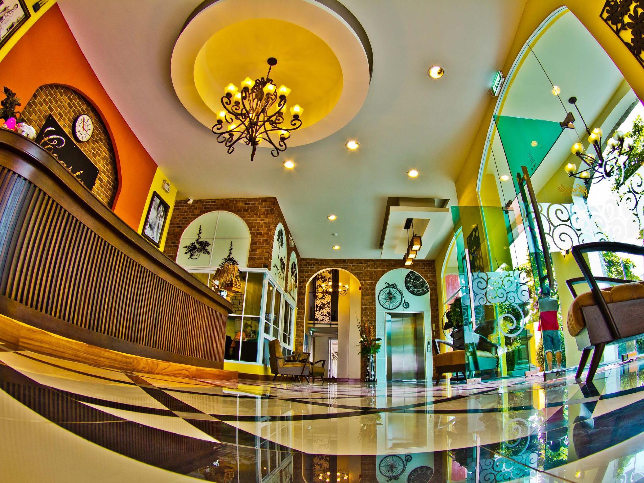 邦贤克斯塔旅馆,โคสต์ต้า บางแสน