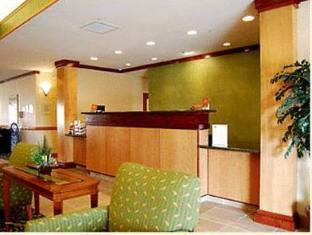Fairfield Inn and Suites by Marriott Elk Grove Elk Grove (CA) - Recepció