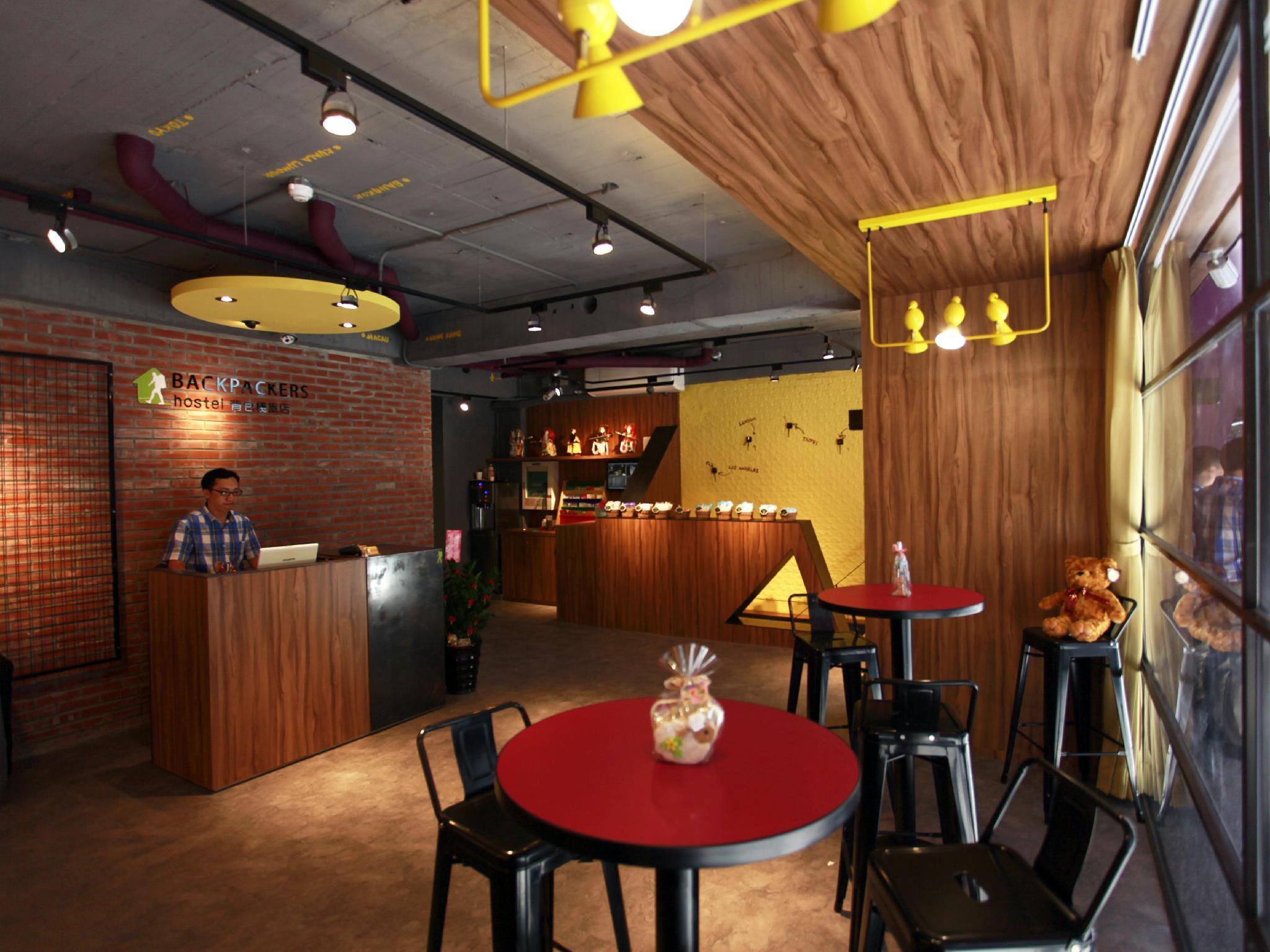 Backpackers hostel ximen ximending taipei taiwan for Design ximen hotel ximending