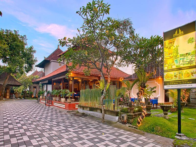 Puri sading hotel bali indonesia for Bali indonesia hotel booking