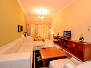 Grand Midwest Hotel Apartments Dubai - Studio
