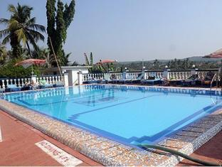 Beira Mar Alfran Resort North Goa - Swimming Pool