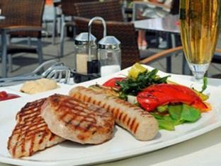 Upstalsboom Hotel Friedrichshain Berliin - Restoran