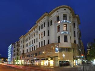 AZIMUT Hotel Berlin Kurfuerstendamm Berlín - Exterior del hotel