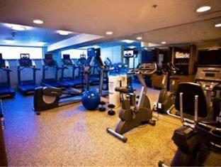 Marriott Vancouver Airport Richmond (BC) - Fitness Room
