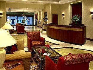 Marriott Toronto Bloor Yorkville Hotel Toronto - Vastaanotto