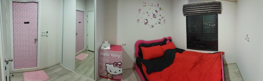 kiddy cat room at central westgate bangyai
