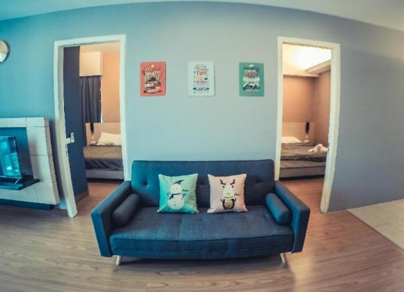 Swiss Garden 2 Bedroom Bukit Bintang KL Sweet Home