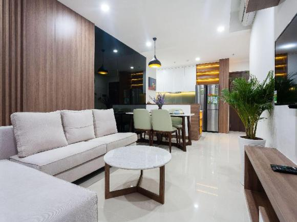 2# Alina Apartment Two Bedrooms near to Ben Thanh