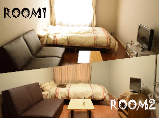 Jabond1,2/Wifi/Max 8ppl/4bed/Shibuya