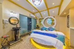 Yiyun garden Inn[Shuyun Circular bed house], Lijiang