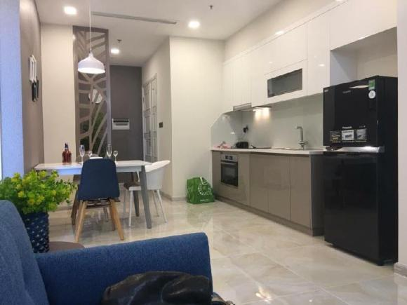 Latest luxury apartment in the center of HCMC!