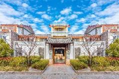 Shuhe Ancient Town Villa Sunshine Family Room, Lijiang