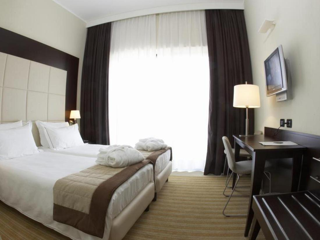 Best price on ih hotels milano watt 13 in milan reviews for Hotel the best milano