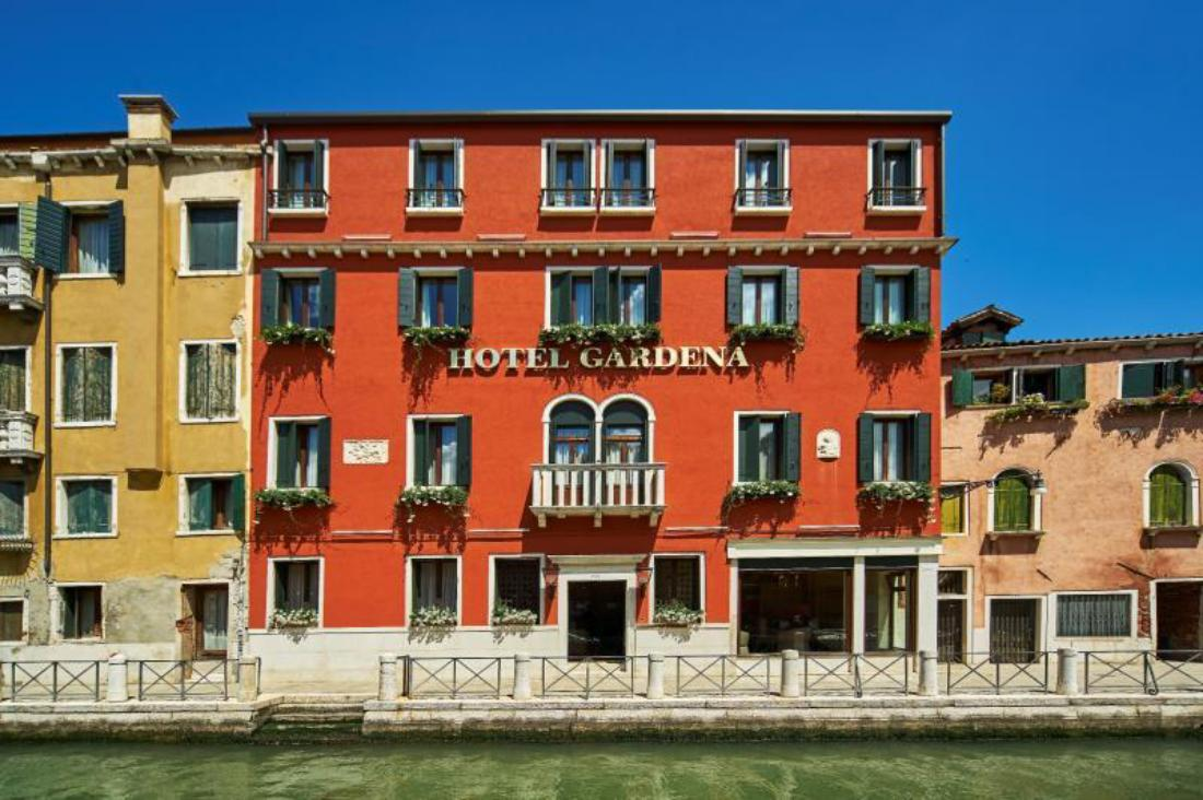 Best price on hotel gardena venice in venice reviews for Hotel design venice