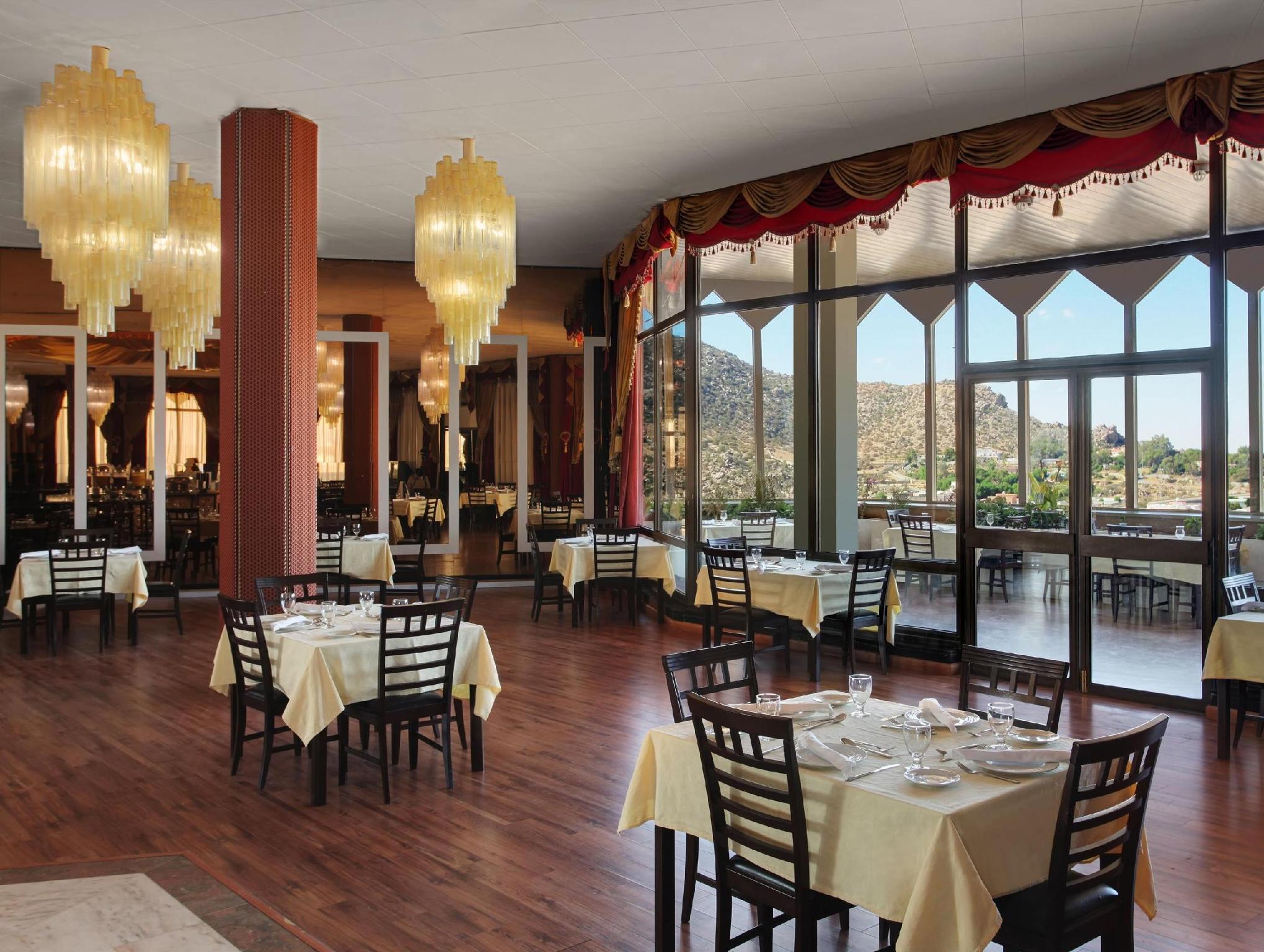Al Turki Resort Al Hada Al Taif Le Meridien Al Hada In Saudi Arabia Middle East