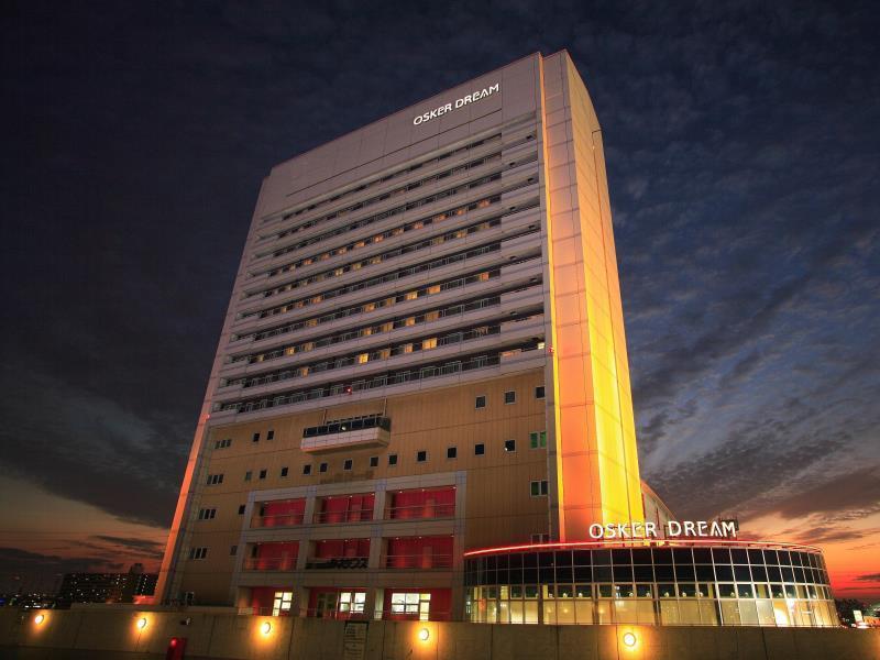 โรงแรมโอซากา จอยเทล