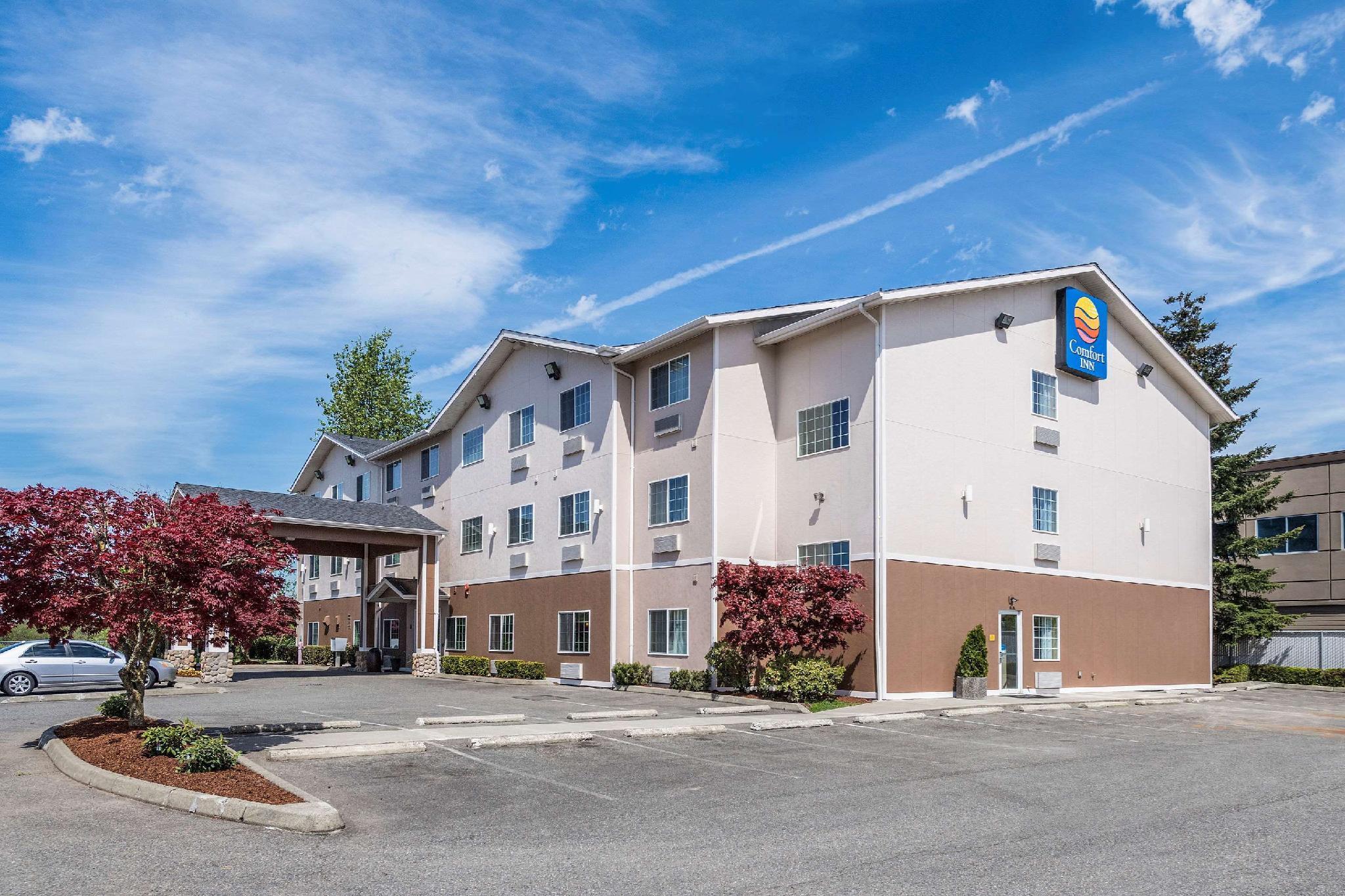 Comfort Inn Auburn   Seattle