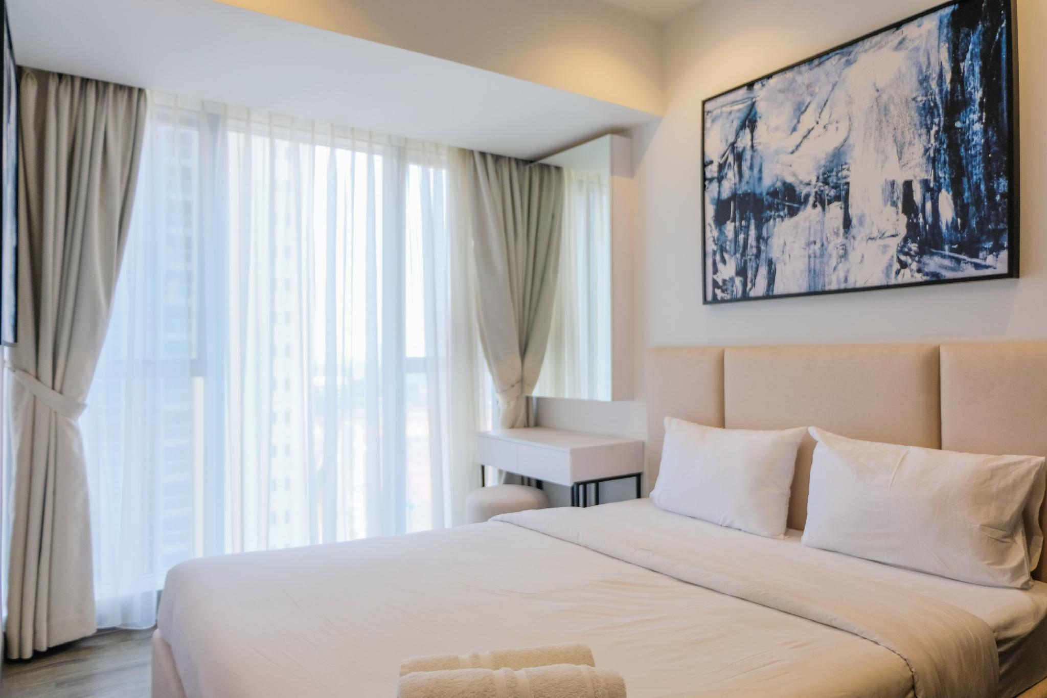 Brand New 2BR The Branz Apartment By Travelio