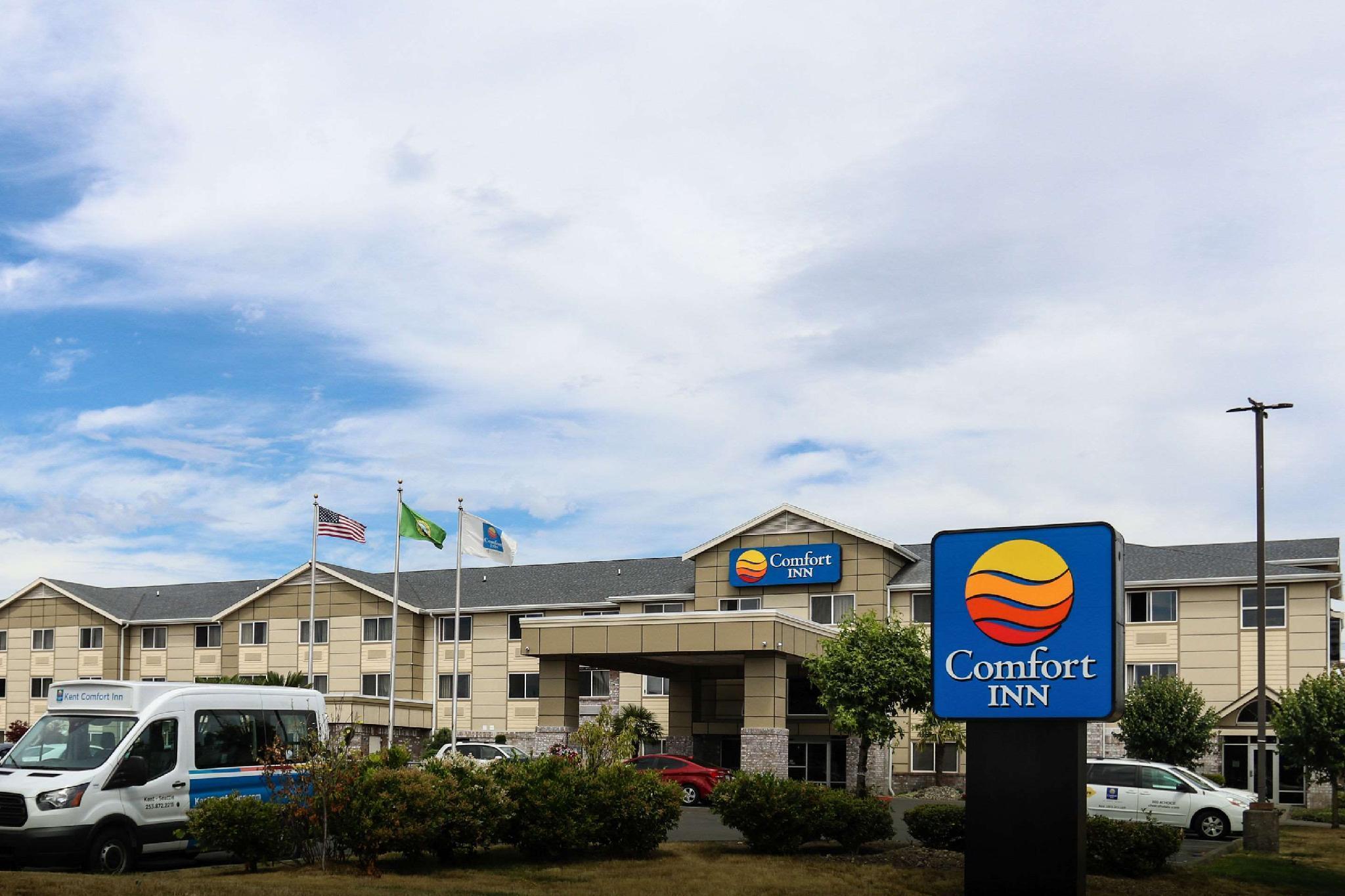 Comfort Inn Kent   Seattle