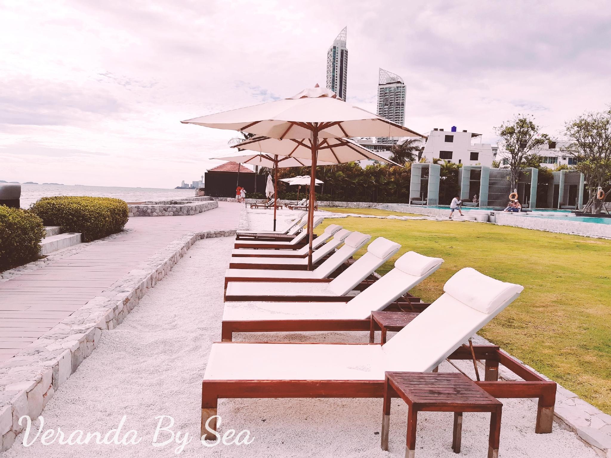 veranda residence pattaya by sea อพาร์ตเมนต์ 1 ห้องนอน 1 ห้องน้ำส่วนตัว ขนาด 35 ตร.ม. – นาจอมเทียน