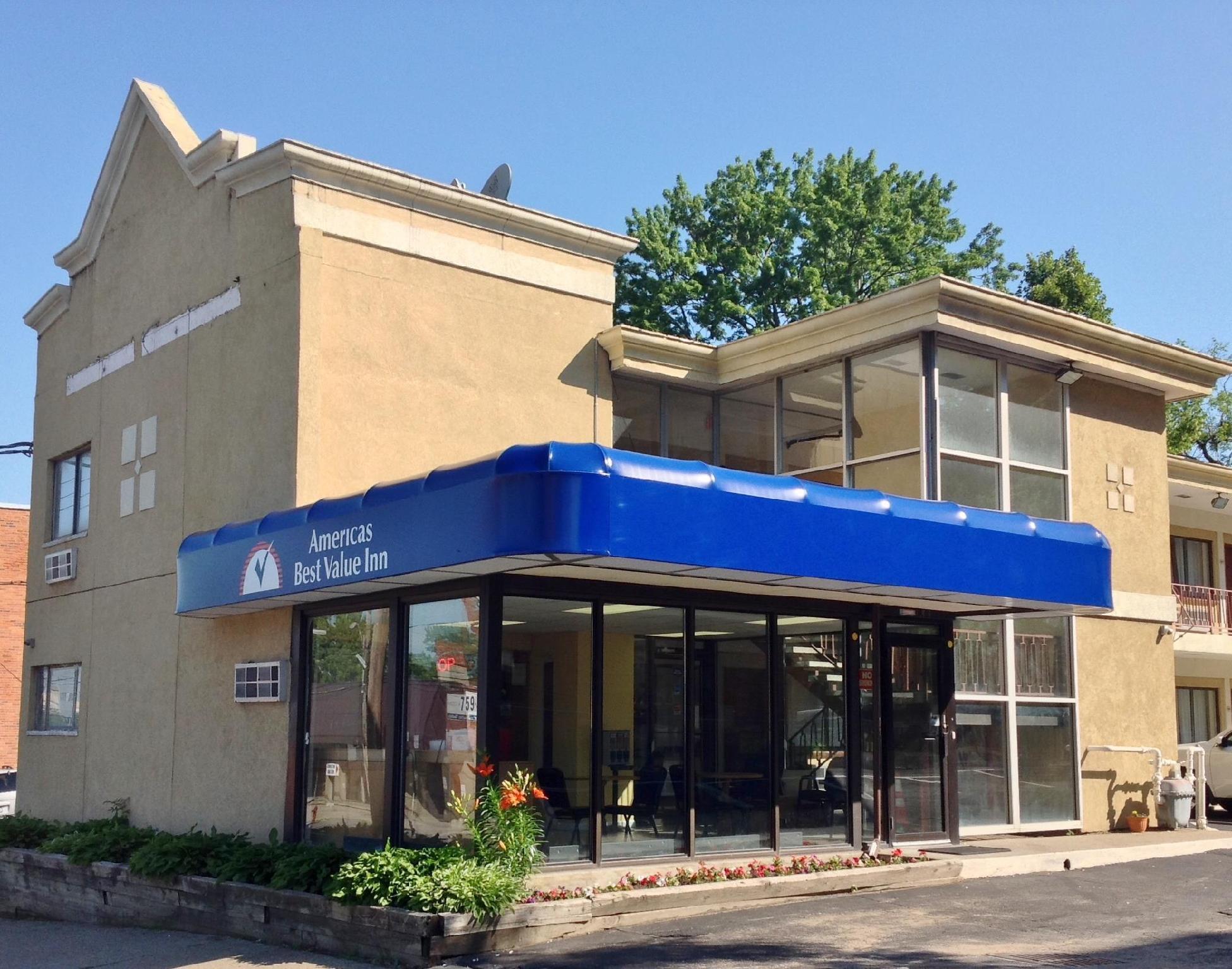 Americas Best Value Inn Schenectady Albany W