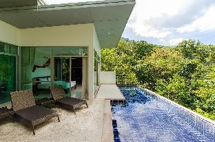 Tropical Hillside Villa with a Pool in Kamala วิลลา 3 ห้องนอน 3 ห้องน้ำส่วนตัว ขนาด 300 ตร.ม. – กมลา