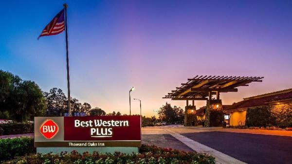 Best Western PLUS Thousand Oaks Inn Thousand Oaks