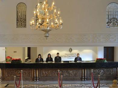 Presidente Intercontinental Puebla Reviews