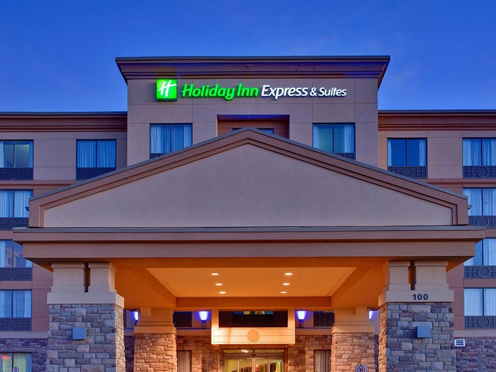 Holiday Inn Express And Suites Huntsville