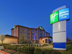 Holiday Inn Express Hotel and Suites Corsicana I-45