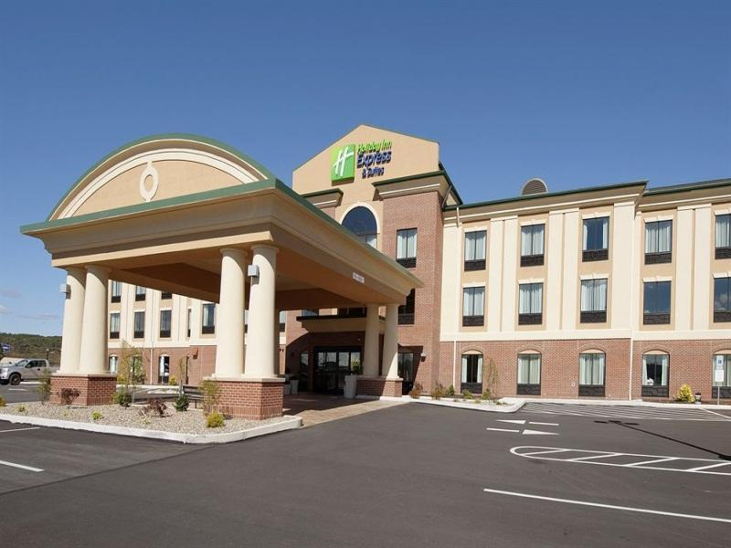 Holiday Inn Express Hotel And Suites Clearfield