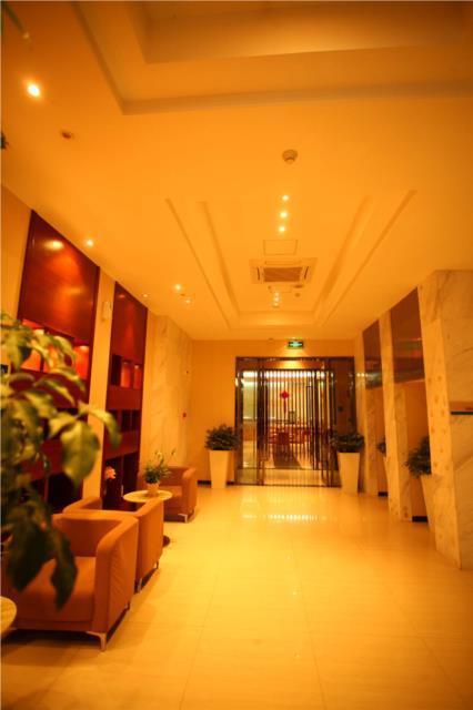 City Comfort Inn Wuhan Sanjiaohu Metro Station