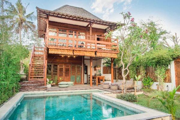 Rimba Villas Gili Air Lombok