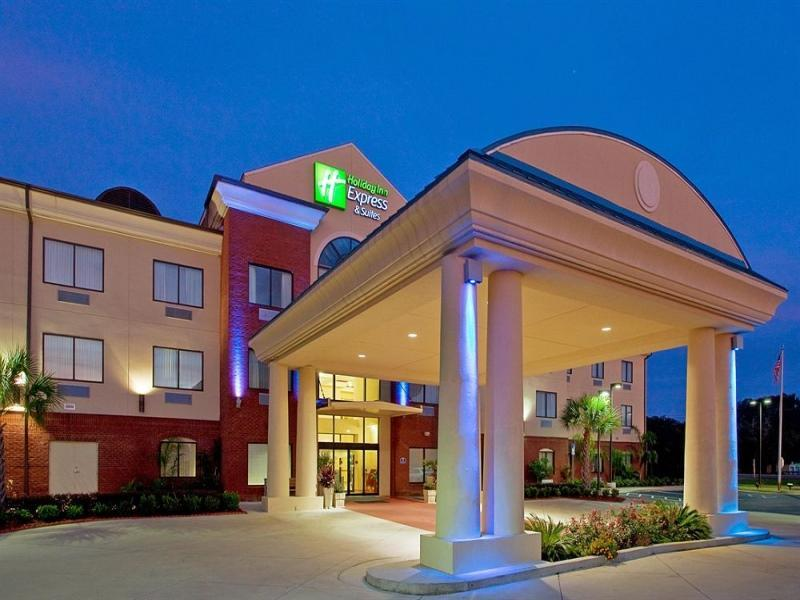 Holiday Inn Express Hotel And Suites Panama City Tyndall