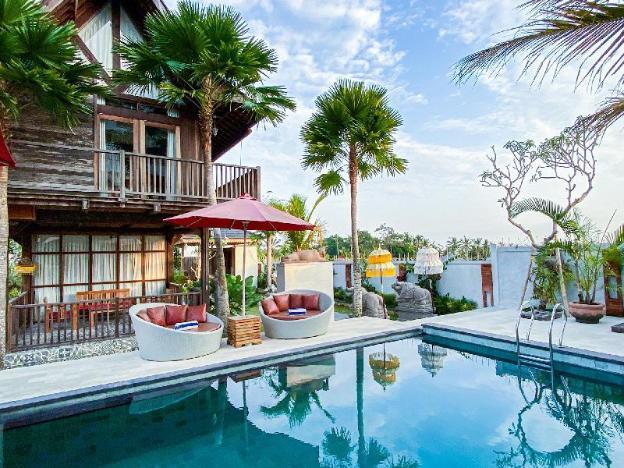 Abian Taksu Suite and Villas