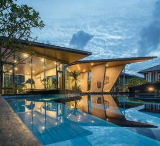 Saransiri - 4 Bedroom Villa, Pool, Gym and Garden วิลลา 4 ห้องนอน 3 ห้องน้ำส่วนตัว ขนาด 130 ตร.ม. – ป่าคลอก