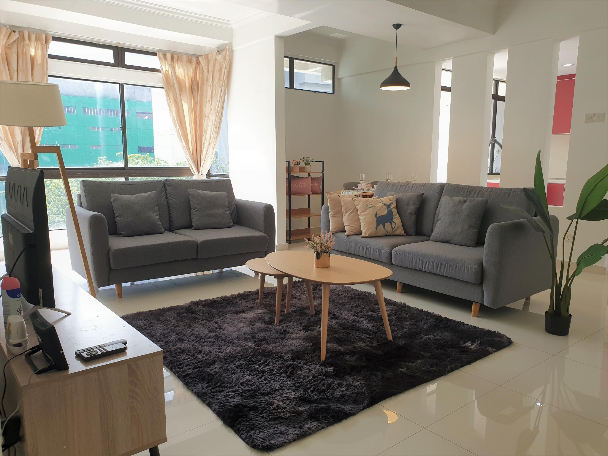AWESOME  Location BUKIT BINTANG 2BR Apartment