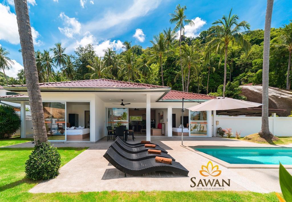 SAWAN Pool Villas Residence   3 Beds Pool Villa