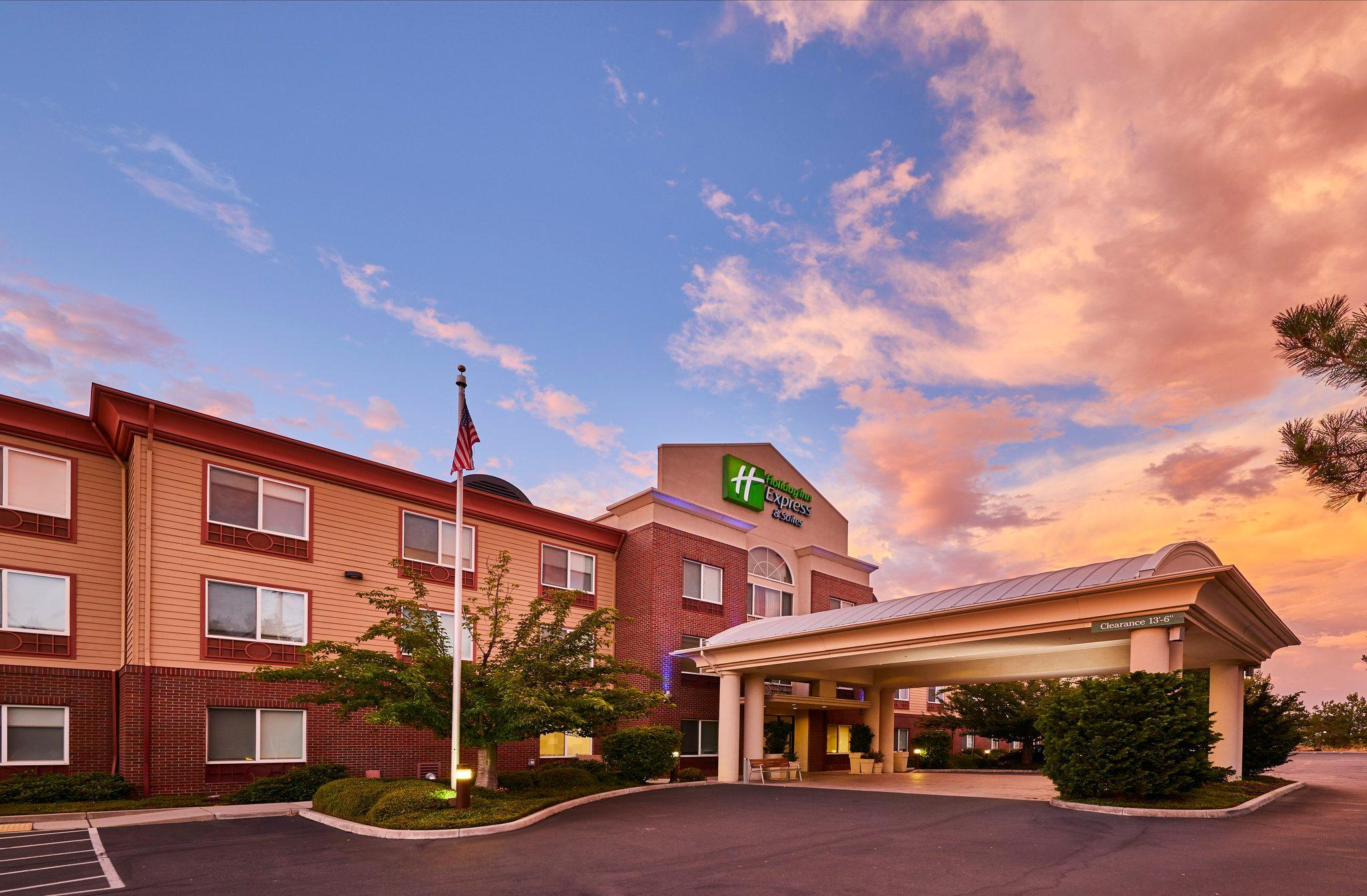 Holiday Inn Express Hotel And Suites Medford Central Point