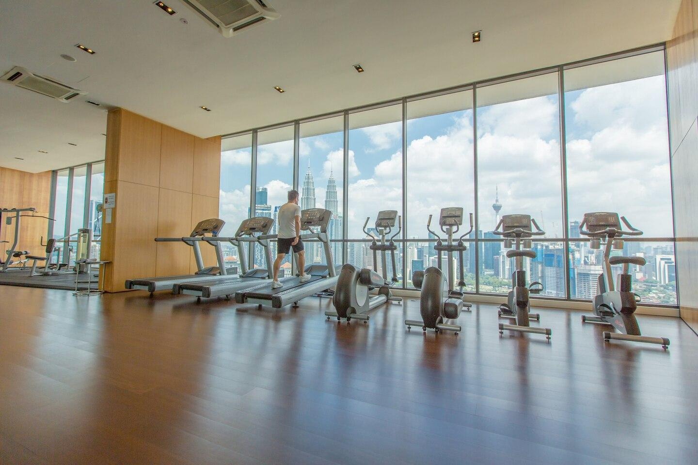 Majestic 2BR With Instagrammable View Of KLCC B24