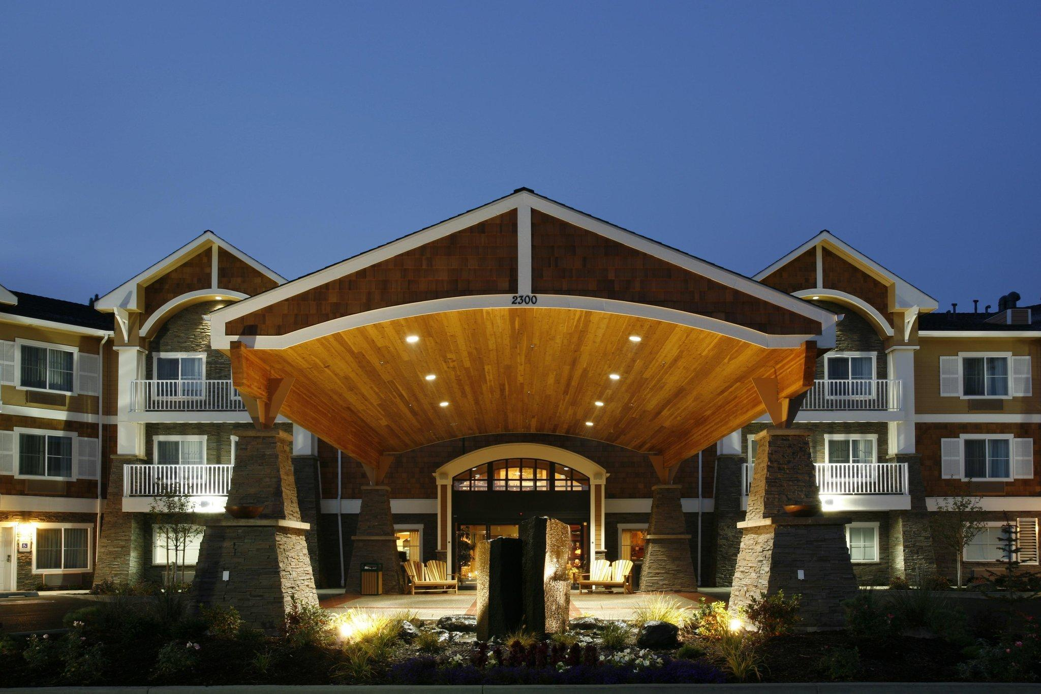 Holiday Inn Express Hotel And Suites Coeur D'Alene I 90 Exit 11