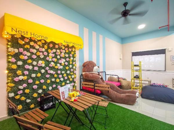 Manhattan Austin Heights Bear Suite by Nest Home Johor Bahru