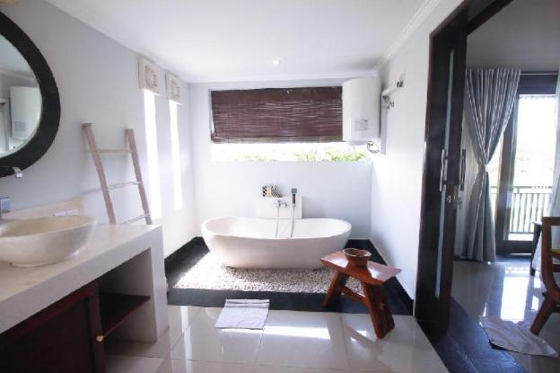 Family Duplex Villa with Private Pool Near Ubud