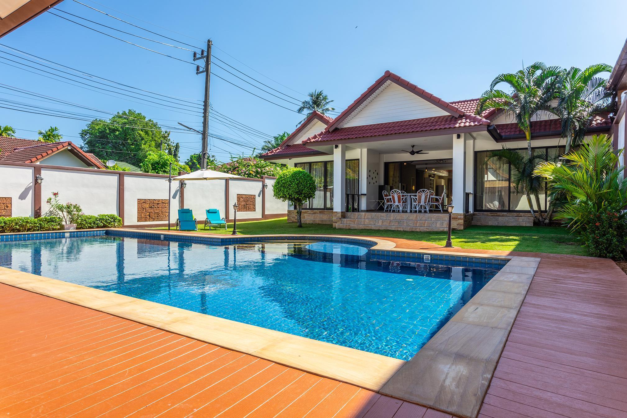 Villa Status