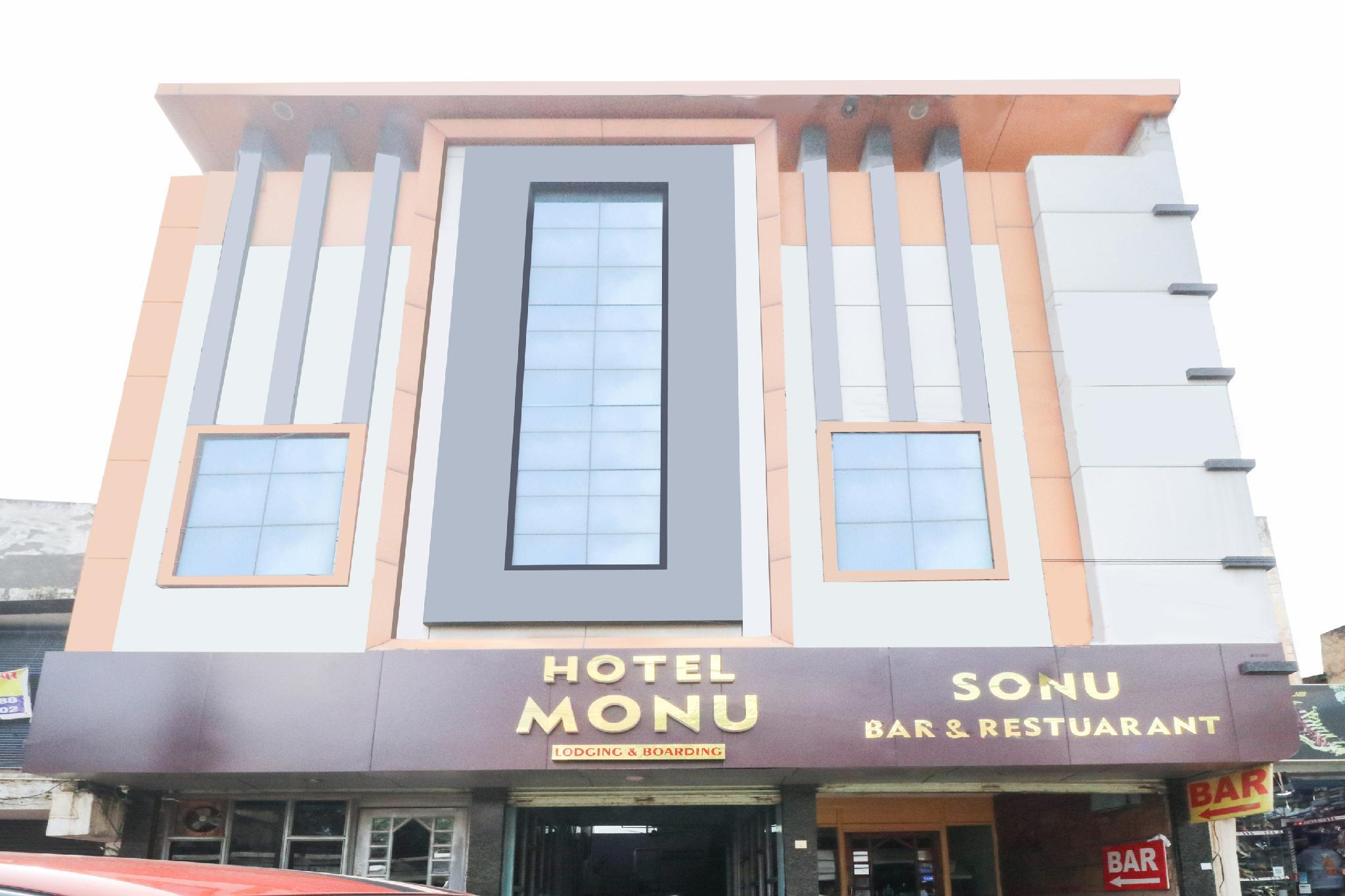 SPOT ON 48499 Hotel Monu