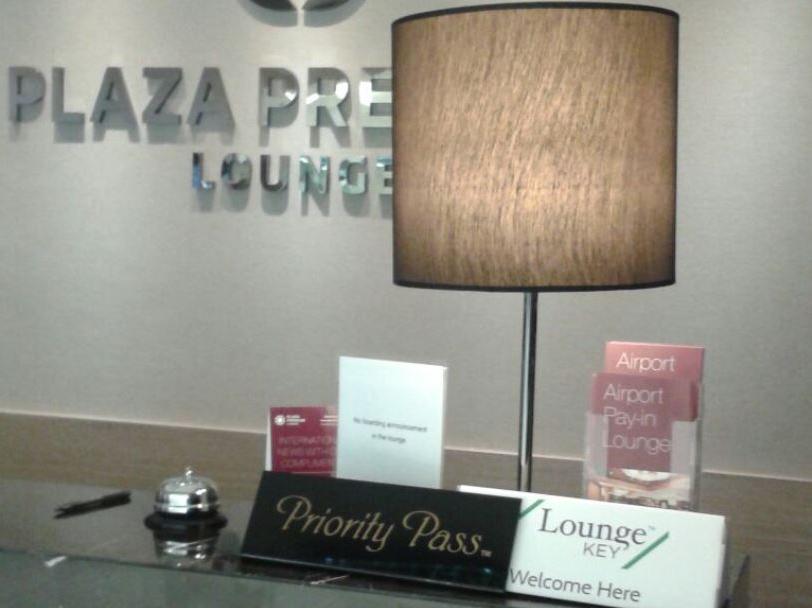 Plaza Premium Lounge  Domestic Departure    Penang Airport