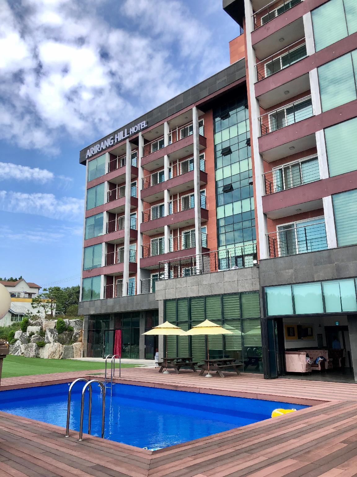 Arirang Hill Hotel And Resort