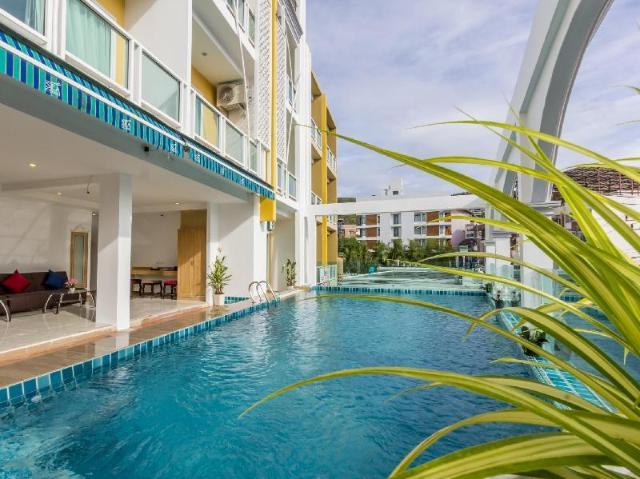 ทริเปิล ธรี ป่าตอง โฮเต็ล – Triple Three Patong Hotel